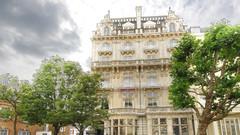 伦敦尊贵海德公园罗亚尔大酒店