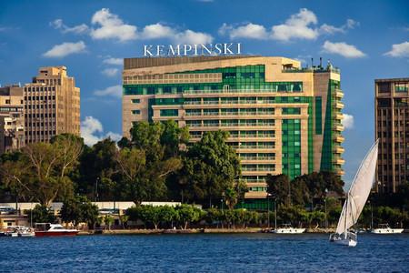 开罗凯宾斯基尼罗酒店