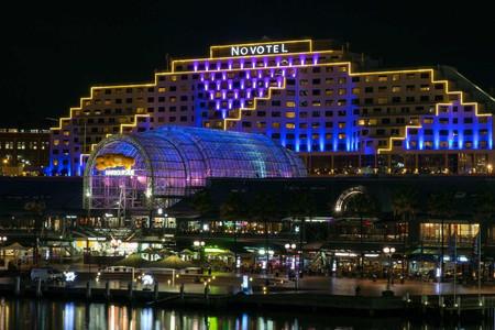 诺富特悉尼达令港酒店