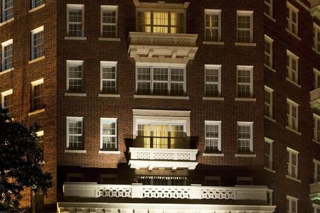 华盛顿哥伦比亚特区使馆区费尔法克斯酒店