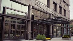 芝加哥汤普森酒店