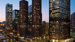 朗廷酒店, 芝加哥
