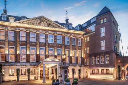 索菲特传奇阿姆斯特丹大酒店