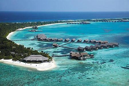 马尔代夫香格里拉岛度假村