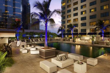 迈阿密 JW 万豪酒店
