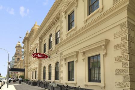 阿德莱德财政大楼阿迪那公寓酒店