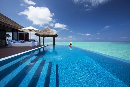马尔代夫维拉沙露岛度假村