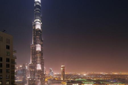 华美达市中心迪拜豪华套房