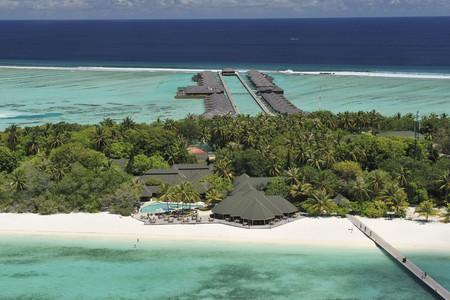 马尔代夫天堂岛度假村