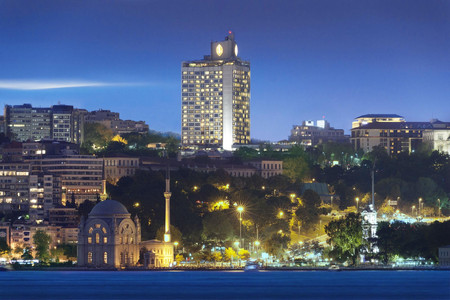 伊斯坦布尔杰兰洲际酒店