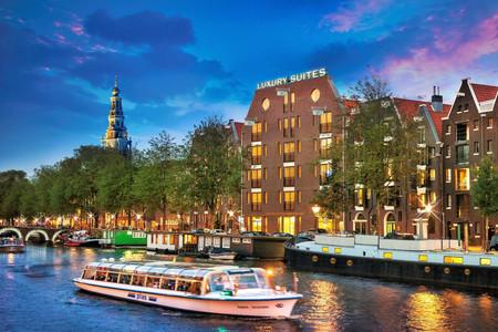阿姆斯特丹高级套房酒店