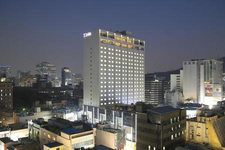 首尔索拉里亚西铁酒店 明洞
