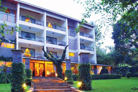 帕拉希纳旅居套房酒店