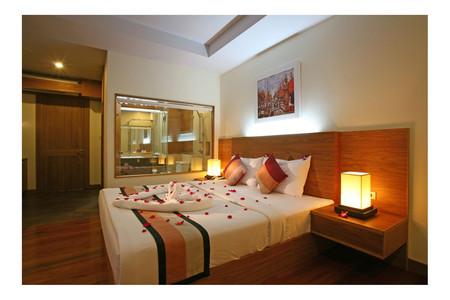 邦塞戈广场服务式公寓酒店