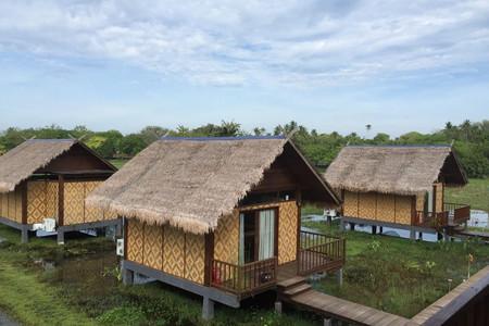 格马来村落度假屋