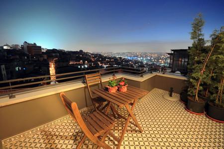 T 顶层房公寓酒店