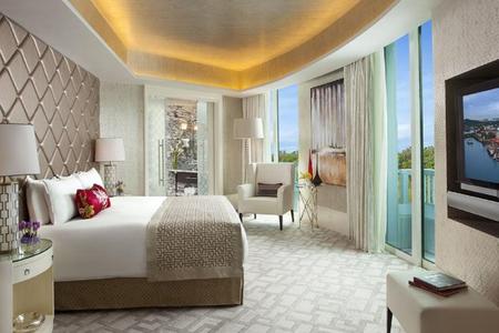 新加坡圣淘沙名胜世界迈克尔酒店