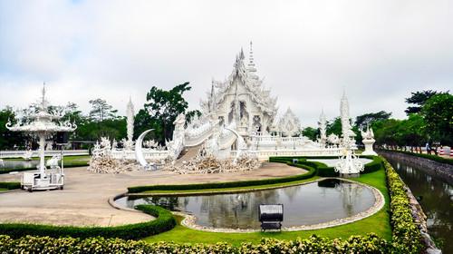 泰国清迈机票+当地5日游