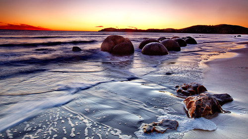 新西兰南北岛11日跟团游