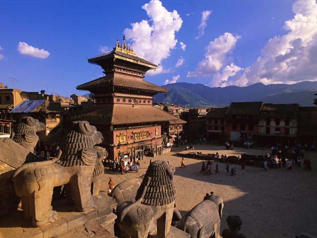 [国庆]<尼泊尔当地8天7晚游>当地参团,铁定成团,含司导服务费,雪山丛林探险,圈定导游,三晚博卡拉充分自由活动,无购物精品小团