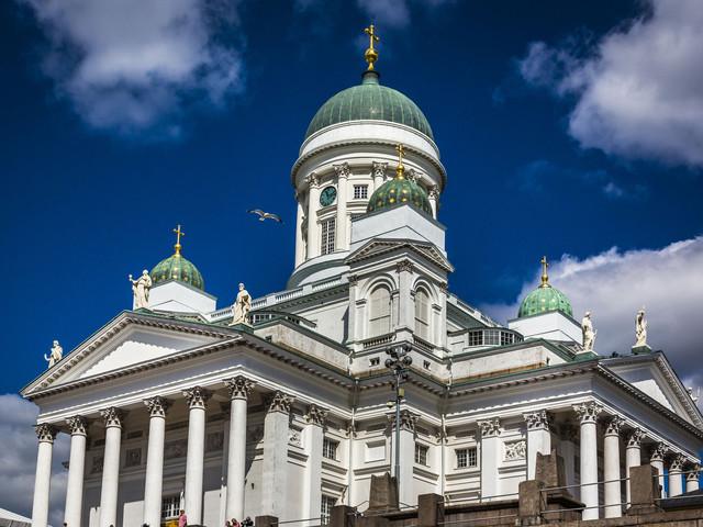 <北欧之珠5晚6日游>(哥本哈根/汉堡上团 当地游)丹麦/瑞典/芬兰/挪威 北欧四国 哥本哈根 斯德哥尔摩 赫尔辛基 奥斯陆 含两晚舒适游轮
