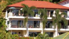 山海景观豪华公寓