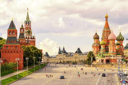 俄罗斯-莫斯科+圣彼得堡+金环谢镇9日游