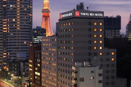 新桥爱宕山东急 REI 酒店