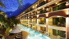 普吉卡伦海沙滩温泉度假酒店