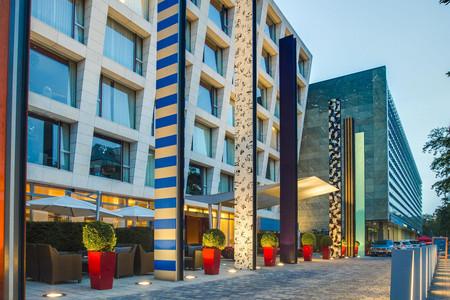 杜塞尔多夫雷迪森布鲁海港中部酒店