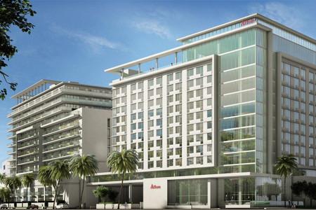迈阿密阿顿布里克尔酒店