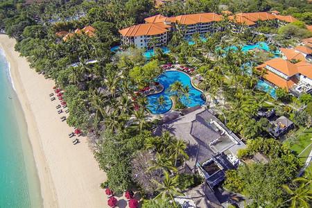 巴厘岛努萨杜瓦拉古纳豪华假日温泉酒店