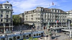 苏黎世施维泽霍夫酒店