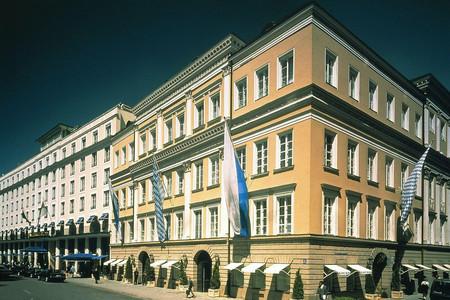 巴伐利亚酒店