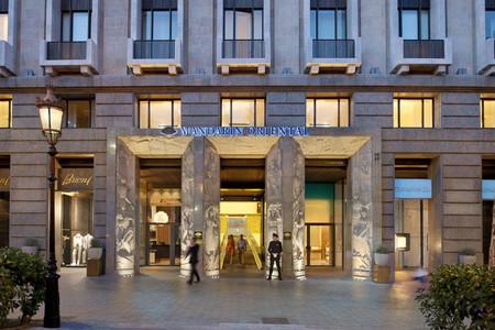 巴塞罗那东方文华酒店