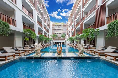 马加尼水疗酒店