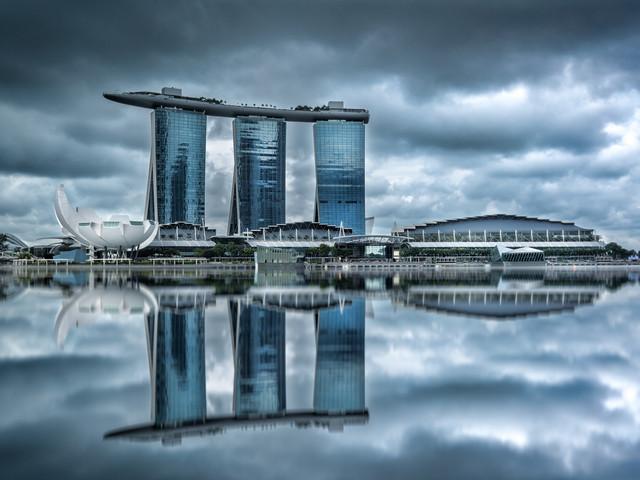 <新加坡4晚5日半自助游>升级一晚入住五星酒店新加坡滨海湾金沙酒店 市区景点包车行 轻松自在游狮城(当地参团)