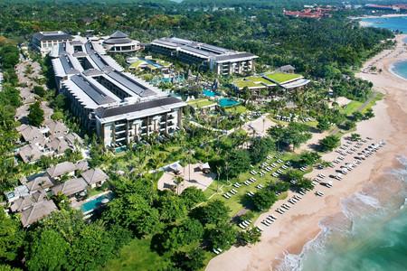 巴利岛努沙杜瓦海滩度假村索菲特酒店