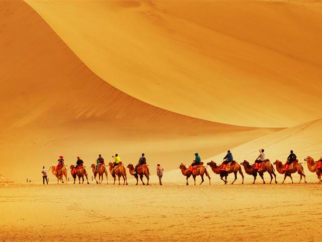 敦煌-埃及