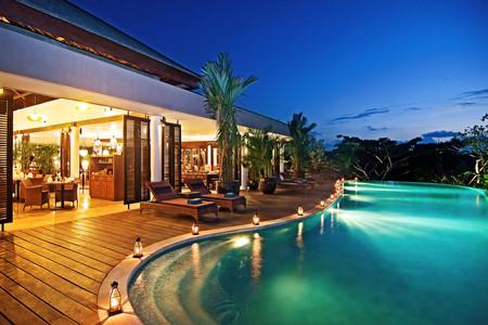 巴厘岛珍丁凯迪斯豪华别墅