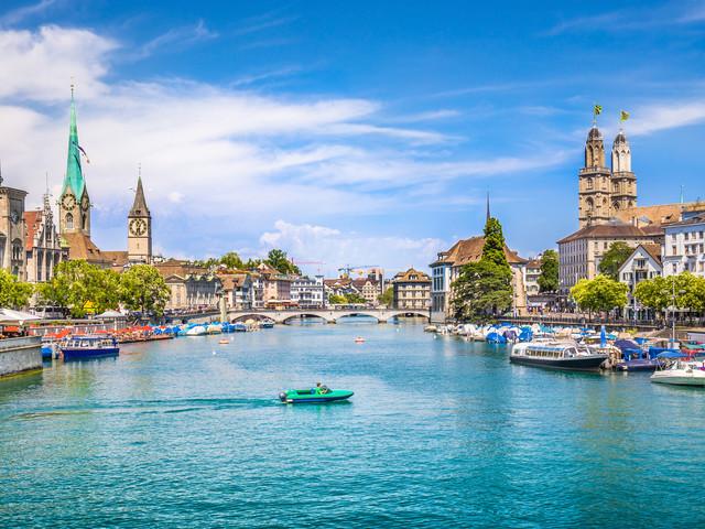 <瑞士山水6天游>(法蘭克福/斯圖加特集散 當地參團游)瑞士一地全景深度游 因特拉肯少女峰 琉森 蘇黎世 伯爾尼 日內瓦