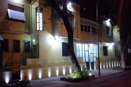 里约青年旅馆
