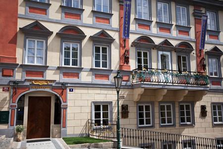 阿尔奇米斯特布拉格城堡套房酒店