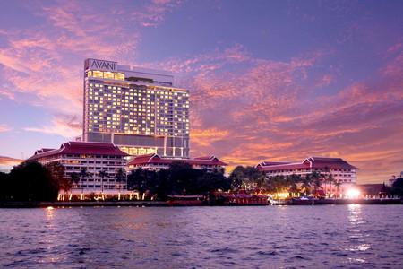 曼谷阿瓦尼河畔酒店