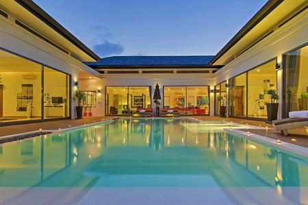 纳拉雅之家泳池别墅公寓