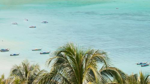 泰国曼谷-芭提雅-苏梅岛机票+本地10日游