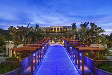 兰卡威瑞吉度假酒店