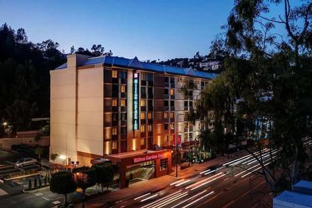 洛杉矶好莱坞希尔顿花园酒店图片
