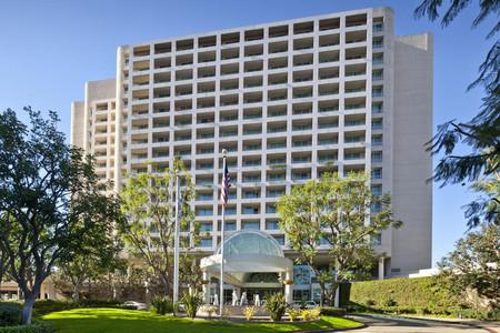 伍德兰希尔斯华纳中心万豪酒店图片