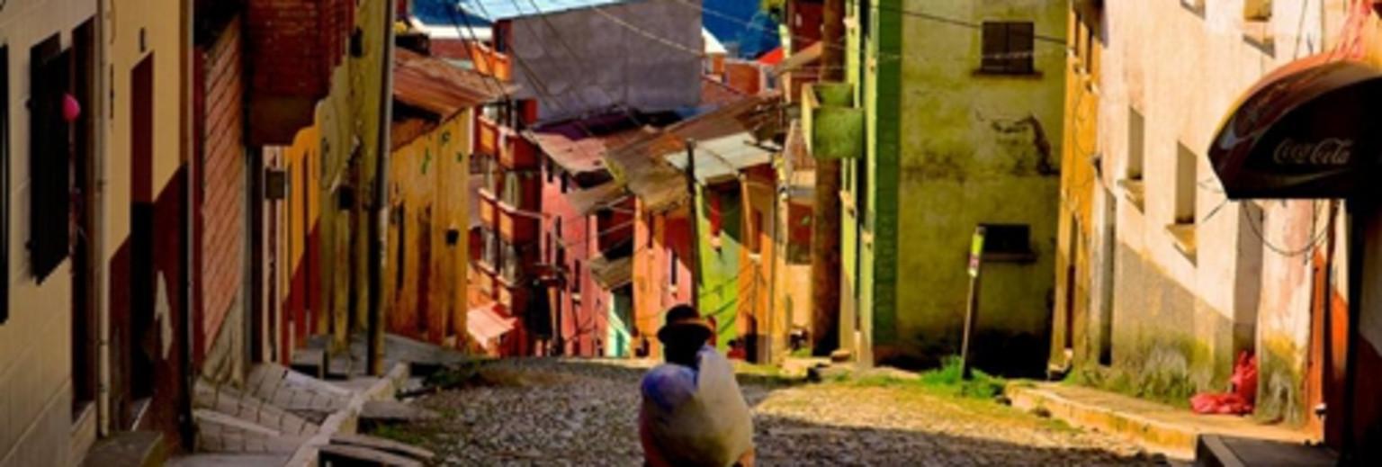 玻利维亚 城市漫游记